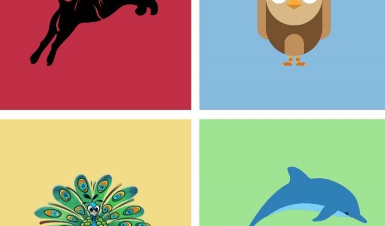 Panter, Baykuş, Tavus Kuşu, Yunus. Peki sen hangisisin?