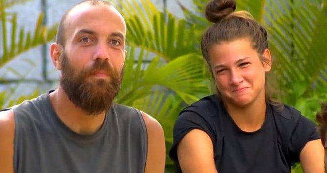 Survivor Sercan' ın sevgilisinden şok iddia!!!
